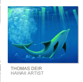 Thomas Deir Hawaii Artist
